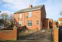 Green Crescent semi detached house for sale
