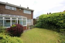 3 bedroom semi detached home in Rowan Drive...