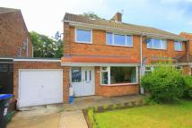 semi detached home in Hastings Avenue...