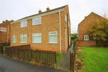 2 bed semi detached property for sale in Mary Terrace, Bowburn...