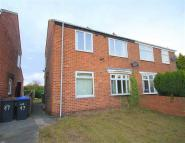 semi detached property in Coronation Avenue...