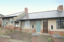 1 bedroom Terraced Bungalow in Aged Miners Homes...