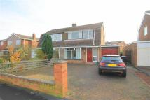 semi detached home for sale in Moor Crescent, Gilesgate...