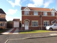 3 bed semi detached home to rent in Fordham Drive, Sacriston...