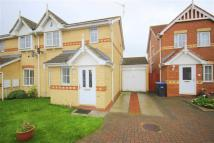 semi detached house in Fordham Drive, Sacriston