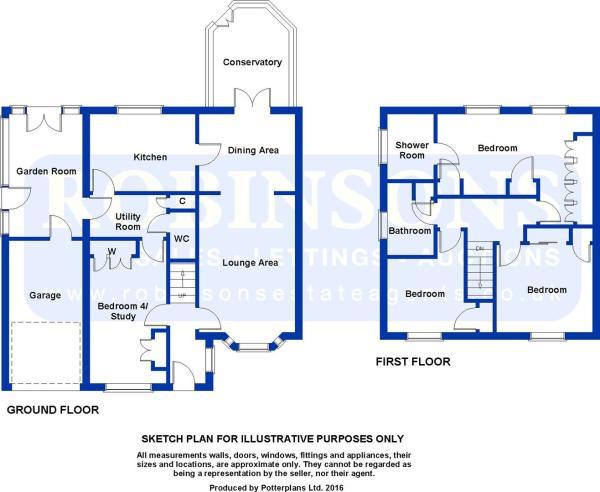 West Farm Court Plan