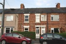 Terraced house in Station Terrace...