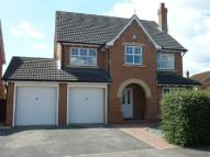 Detached house for sale in Helston Close...