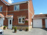 2 bed semi detached house in Merlin Court...