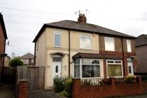 semi detached home for sale in The Leas, Darlington...