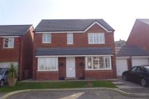 Detached house in Kestrel Close...