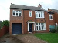 Detached house in Gillas Lane West...