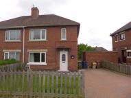 2 bedroom semi detached property to rent in Rose Avenue, Fencehouses
