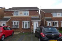 2 bedroom semi detached home in Cheviot Gardens, Seaham