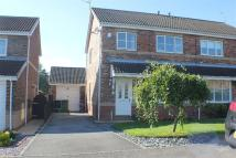 3 bed semi detached property for sale in Abbey Gardens...