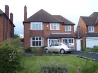 4 bedroom Detached house to rent in Buryfield Road, Solihull...