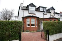 16 Park Road semi detached house to rent