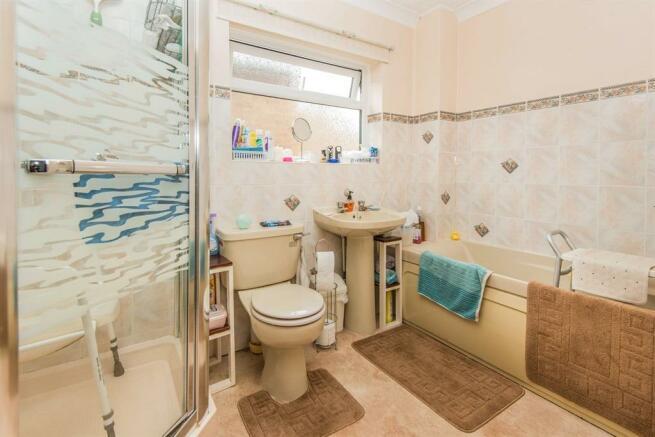 Shower / Bathroom ( Annex )