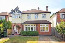 Detached home in Esher