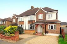semi detached home for sale in Thames Ditton
