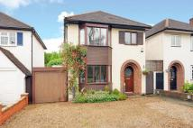 3 bed Detached house in East Molesey