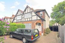 semi detached home in East Molesey