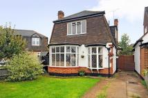 Detached property for sale in Hinchley Wood