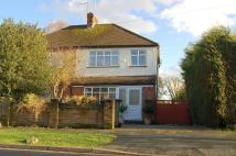 3 bed semi detached home for sale in New Haw