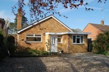 New Detached Bungalow for sale