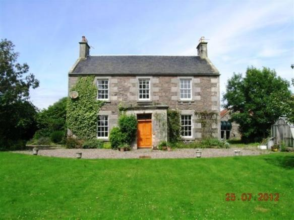 5 Bedroom Detached House To Rent In Leuchars Castle