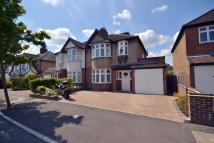 4 bed semi detached property in Old Malden