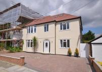 4 bed semi detached home in Old Malden
