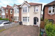 semi detached house in Malden Hill