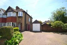 3 bedroom semi detached home for sale in Old Malden
