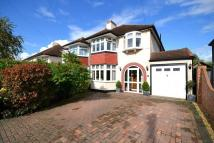 3 bedroom semi detached house for sale in New Malden