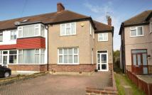 3 bed End of Terrace home in Old Malden