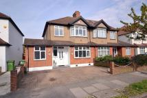 semi detached property in Motspur Park