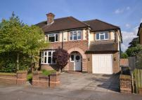 5 bed semi detached house for sale in New Malden