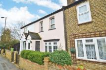 Terraced house for sale in Motspur Park