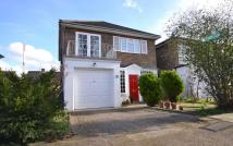 Detached property for sale in New Malden
