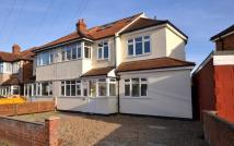 semi detached property for sale in New Malden