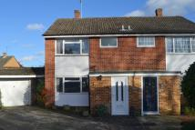 semi detached house in Row Town