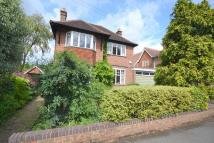 Detached home for sale in Chertsey