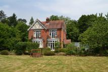 Detached property for sale in Ottershaw