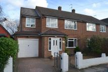 semi detached home in Lyne