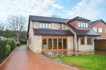 Detached property for sale in Lyne