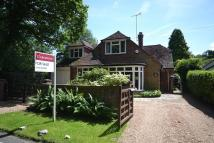 Detached home in Ottershaw