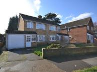 Shepperton semi detached house for sale