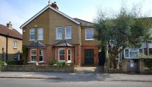 4 bedroom semi detached house in Shepperton