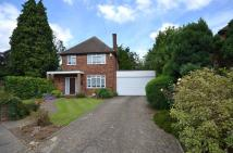 Detached property in Shepperton